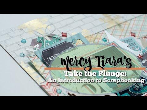 How To Scrapbook 3: Embellishments!
