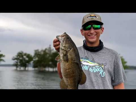 Table Rock Lake Video Fishing Report June 30, 2020