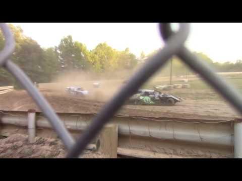 7 23 16 Deerfield Raceway E Mod heat race