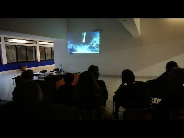 1 Conferenza Regionale di Back School CON IL CAMPIONE DEL MONDO DI APNEA MICHELE GIURGOLA