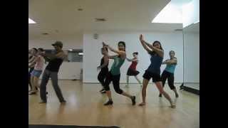 Apdi Pode Pode choreographed by Master Nareen.