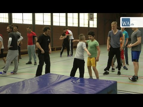 Stunt-Workshop in Bergkamen