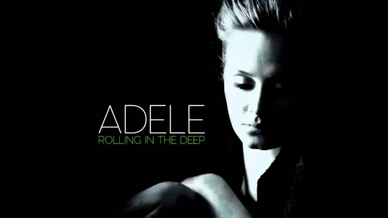 Karaoke Rolling In The Deep - Video with Lyrics - Adele