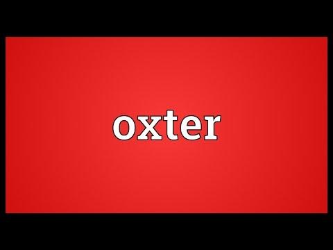 Header of oxter