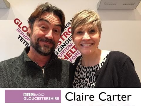 Nat Parker interview Gloucestershire Radio-Claire Carter