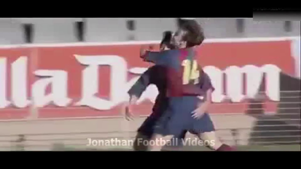 "Download Lionel Messi  Skills/Goals/Assists    The Beginning     The young ""flea"""