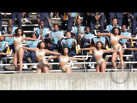 Get Up on My Level - Southern University Marching Band (2014)