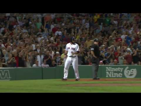 Andrew Benintendi Rookie Highlights