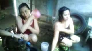 marecar and katrena shower showdown