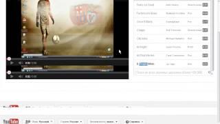 как добавить музыку в свое видео в ютубе(, 2013-12-18T04:03:17.000Z)