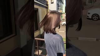 ламинирование волос по технологии Александра Асанова