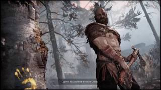 GOD OF WAR 4-CAPITULO 1