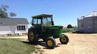 putting the 4020 back to work