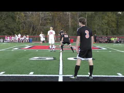 Boys Varsity Soccer Baldwinsville VS Rome Free Academy (Sectional Quarter Finals) 10/18/2017