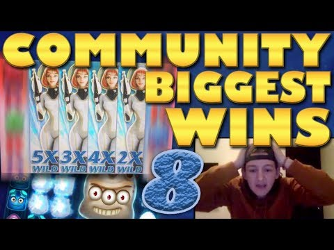CasinoGrounds Community Biggest Wins #8 / 2018
