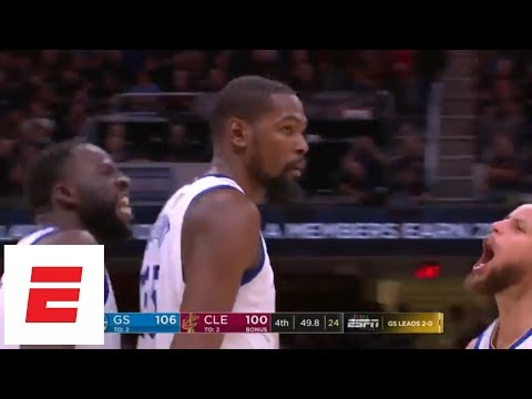 Best moments from Golden State Warriors' Game 3 win vs. Cleveland Cavaliers [2018 NBA Finals] | ESPN