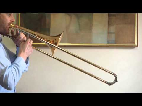 Star Wars Theme - Trombone
