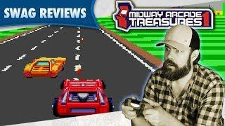 REVIEW: Midway Arcade Treasures 1 (PS2, Arcade)