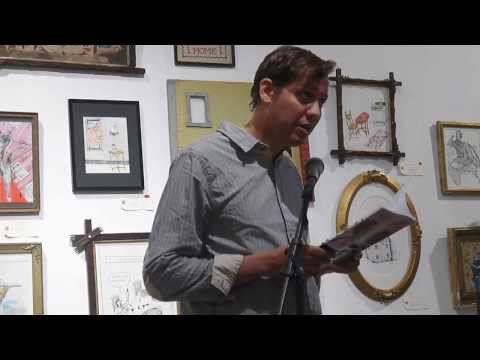 Steven Karl @ Berl's Poetry Shop - Part 1