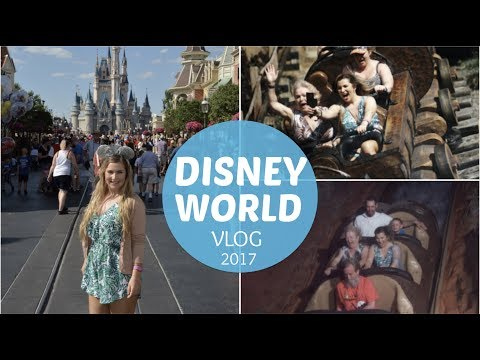 DISNEY WORLD VACATION VLOG SPRING 2017 DAY 7 PART 1 MUMS FIRST SPLASH MOUNTAIN EXPERIENCE