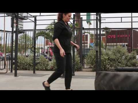 Workout with Antonia Lofaso & Chefletics I