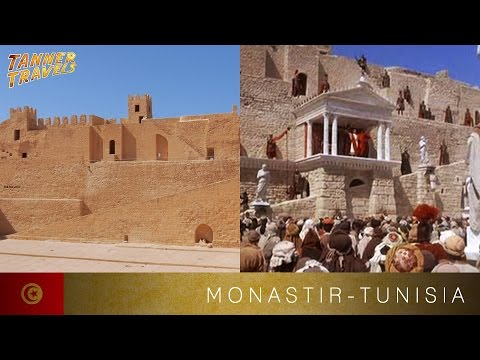 Monastir - Tunisia (Life of Brian filming location!)