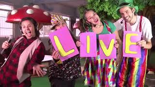 Live Quiquiprocó - Jogos e Brincadeiras