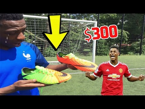 PENALTY KING | HOW I LOST MY $300 FOOTBALL BOOT!!