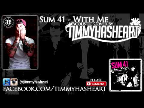 Sum 41 - With Me ACOUSTIC