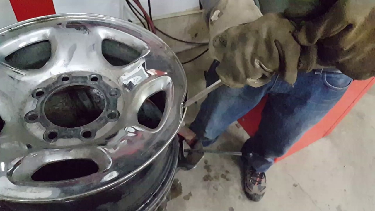 Remove Factory Chrome Wheel Covers In 90 Seconds