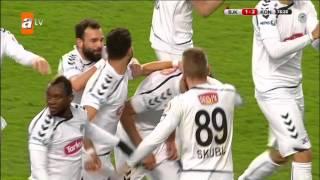 Beşiktaş:1 - Torku Konyaspor:2   Gol: Volkan Fındıklı