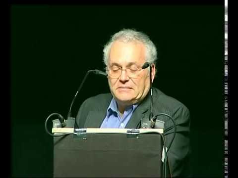 Blue Planet Award | Laudatio an Uri Avnery (1/4) | Abraham Melzer | ethecon Tagung 2009