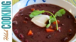 Black Bean Soup ~ How To Make Black Bean Soup