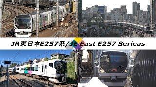 さよなら中央線E257系あずさ・かいじ・青梅・中央ライナー/Good Bye JR Chūō Line E257 Series and Chūō・Ōme liner