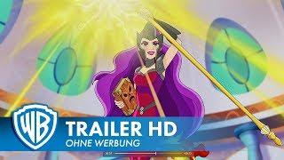 DC SUPER HERO GIRLS: LEGENDEN VON ATLANTIS - Trailer Deutsch HD German (2018)