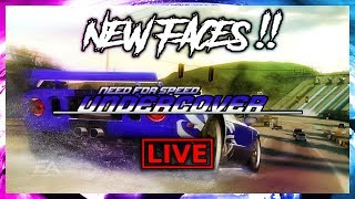 NEED FOR SPEED : UNDERCOVER [NEW FACES] [Part- 4]  !!!