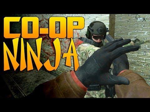 CS:GO - Co-op Ninja!