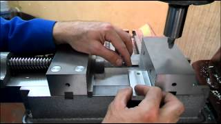 Уроки фрезерования или интересная установка заготовок