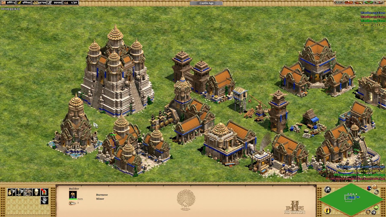Age of Empires II: Rise Of The Rajas - #6 New Buildings