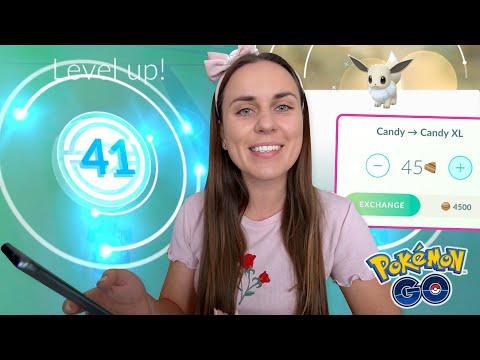 I HIT LEVEL 41! Pokémon GO