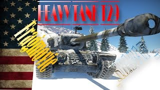 Heavy Tank T29, fragmovie. І не будь чітів! ))) | War Thunder | БР 6.7 | РБ