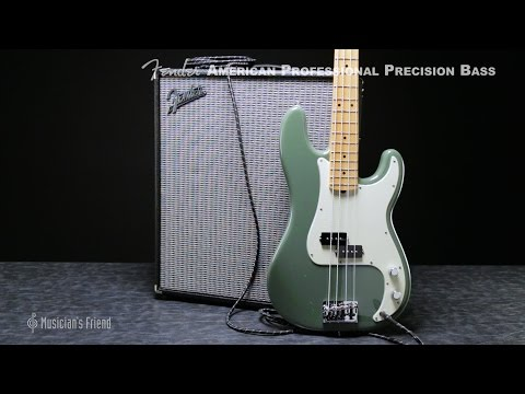 Fender American Professional Precision Bass