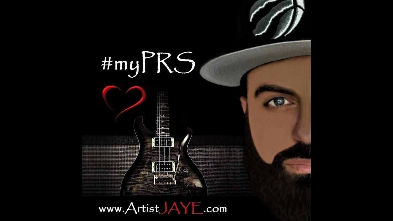 My PRS Guitar - by Artist JAYE