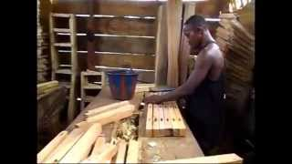 Carpenter In Liberia