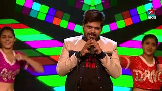 #BiggBossTelugu3 Grand Finale : Anurag Kulkarni Performance