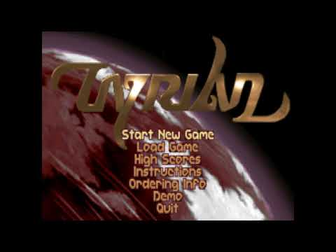 [PC Adlib Music] Tyrian - Full Original Soundtrack OST
