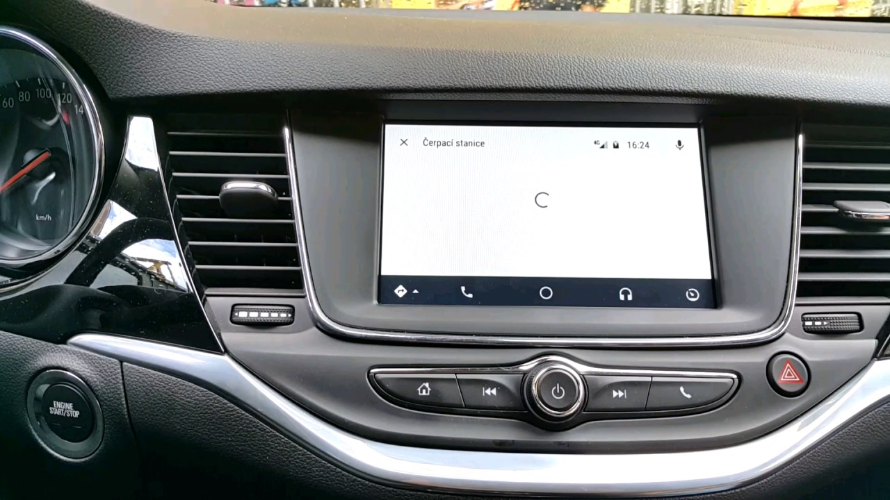 waze android auto on opel astra k intellilink r 4 0 youtube. Black Bedroom Furniture Sets. Home Design Ideas