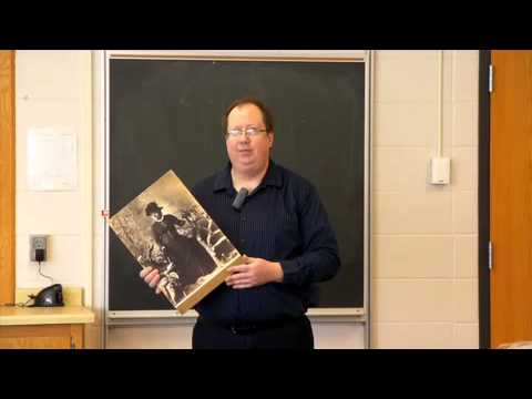 Ox Cart Angel book author speaks at Cold Spring Historical Society History Series #9