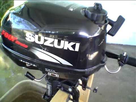 Suzuki 2 5 hp outboard start run funnycat tv for Suzuki 2 5 hp motor