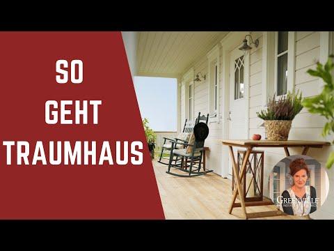 Holzhaus - Schwedenhaus - Greenville... So geht Traumhaus !